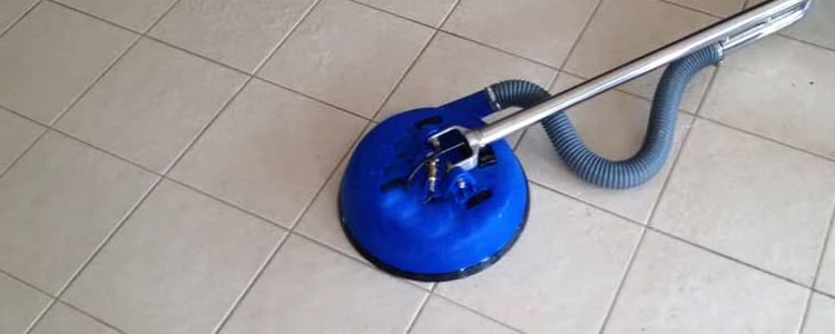 High-Pressure Tile Cleaning